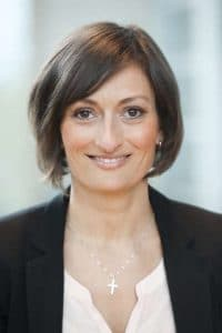 Sonia Wedell-Castellano ,Global Director ComVac, Deutsche Messe AG Quelle: Deutsche Messe