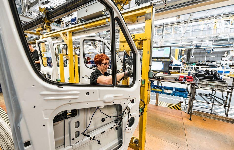 RFID-Technologie für die Digitalisierung in der Automobilproduktion
