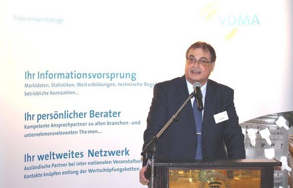 VDMA Präzisionswerkzeuge: zufrieden mit wirtschaftlicher Entwicklung 2017