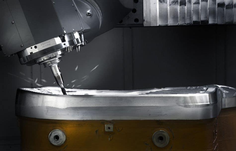 Effizienzschub im Werkzeugbau