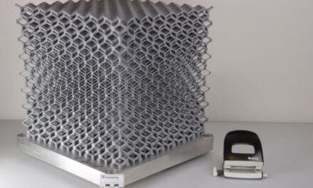Additive Fertigung: Metallische Komponenten ressourceneffizient herstellen