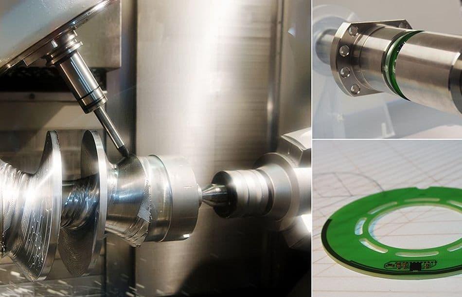 Drahtlose Prozessüberwachung an Werkzeugmaschinen