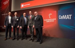 Hannover Messe und CeMAT: Industrie 4.0 trifft Logistik 4.0 @ Hannover