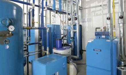 Druckluftstationen optimieren