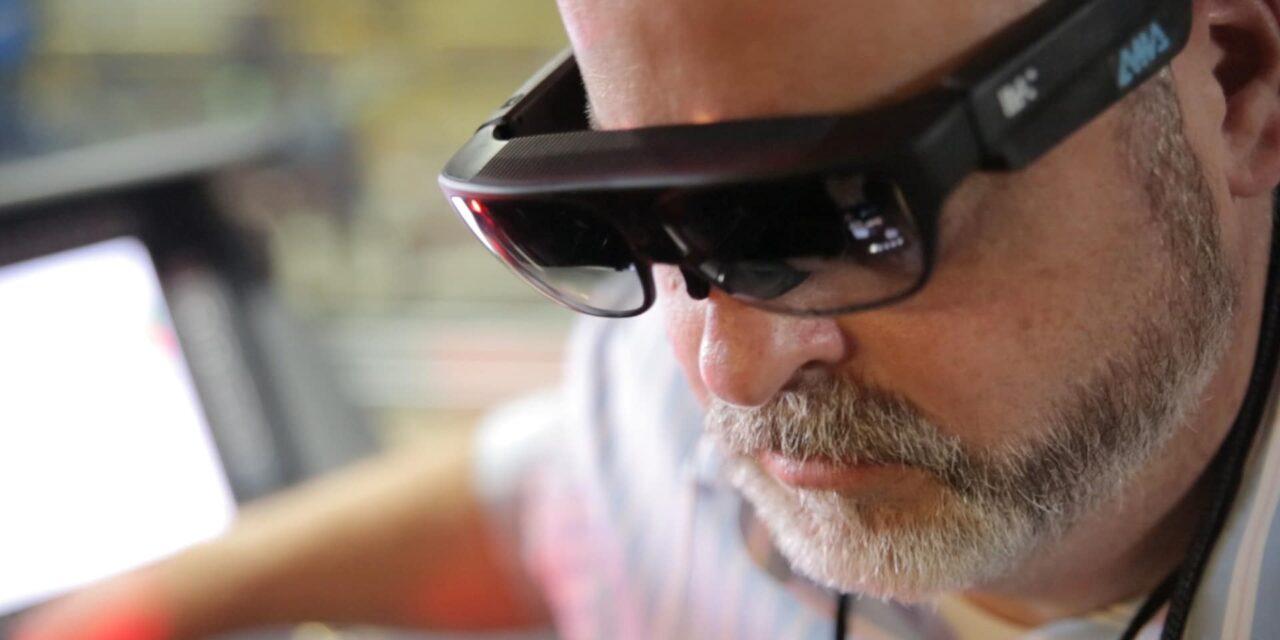 Datenbrillen: wichtige Hilfsmittel bei der digitalen Transformation