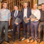 Roboter-Award IERA 2018 geht in die USA, Deutschland und Niederlande