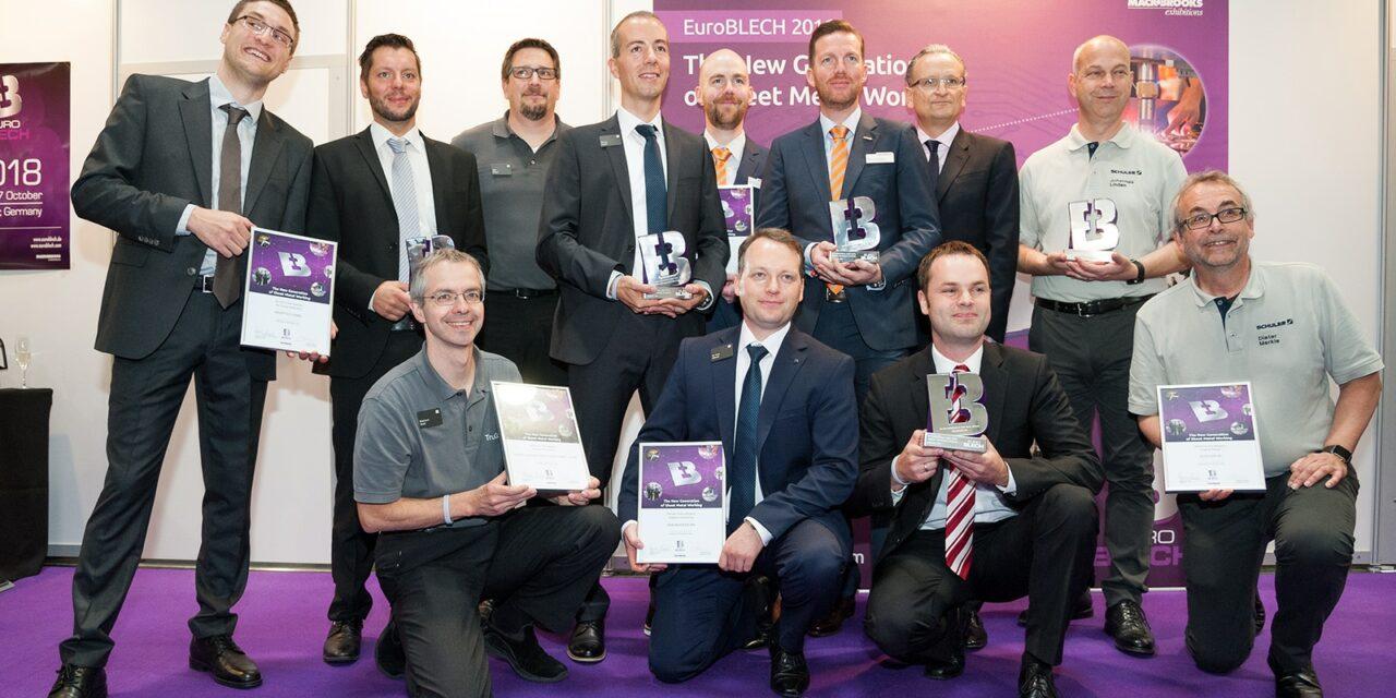 """EuroBLECH 2018: Wettbewerb """"Am Puls der Digitalisierung"""""""