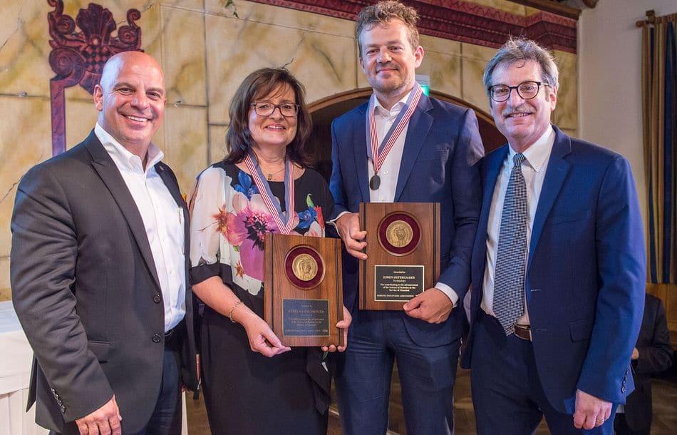 Mitgründer von Universal Robots erhält Auszeichnung