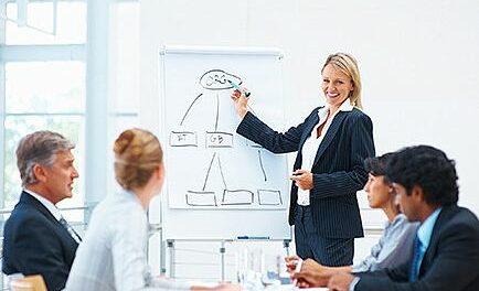 Qualifizierungskurs zu Lean Management und materialeffizienter Produktion