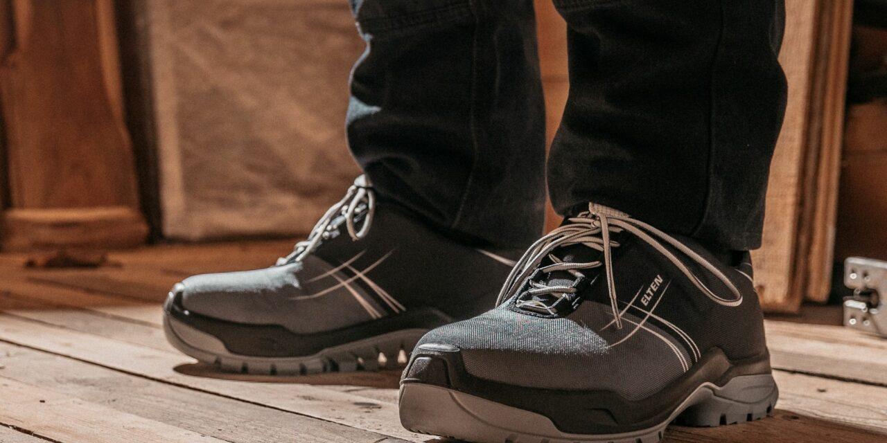 Fußschutz mit smarten Details