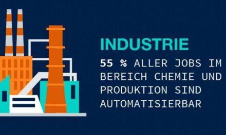 Weniger Arbeitsplätze in der Industrie 4.0?