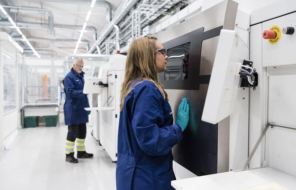 3D-Druck in der Turbinenfertigung