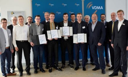 Junge Maschinenbauer erhalten VDMA-Nachwuchspreise zur Digitalisierung
