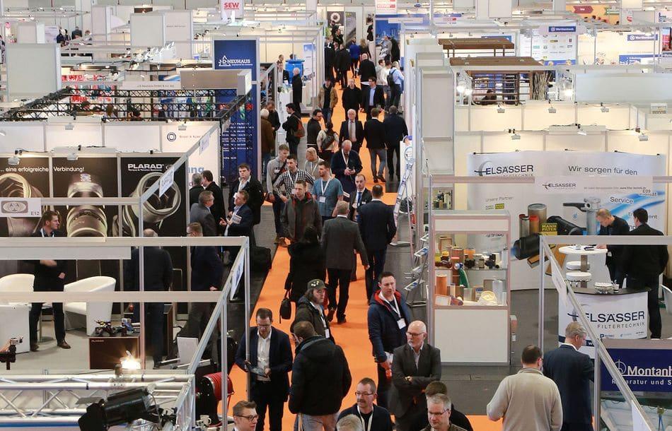 Leitmesse maintenance wieder gemeinsam mit Fachmesse Pumps & Valves in Dortmund