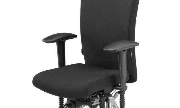 Dynamisches Schwingen im Sitzen