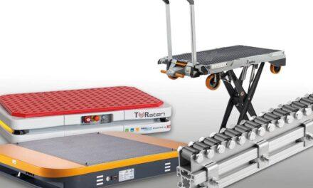 Komponenten und Förderlösungen zur Verbesserung der Ergonomie in Produktion und Montage