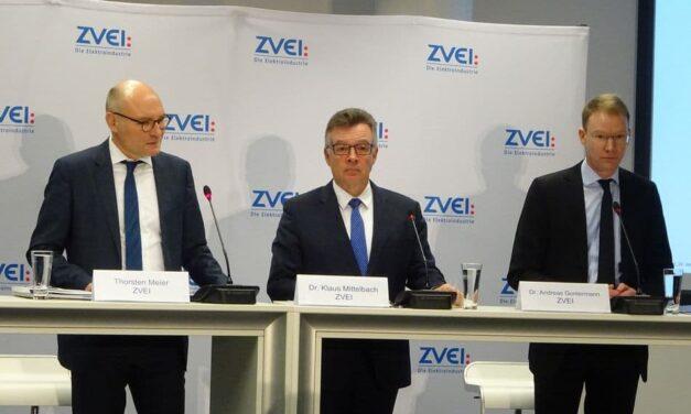 ZVEI: Elektroindustrie vermeldet Rekordwerte für 2018