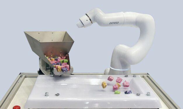Neuer Roboter für die sichere Kollaboration mit Menschen