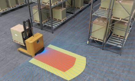 Sichere Sensorlösungen für fahrerlose Transportsysteme