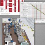 Konsistentes Planungssystem für die Produktions- und Logistikoptimierung