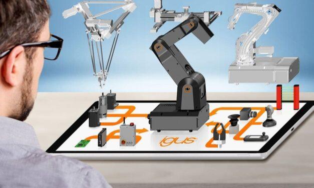 """Low-Cost-Automatisierung mit 4- bis 5-Achs-""""Rohboter"""""""