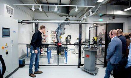Neues 3M Schleif-Trainingscenter in Neuss