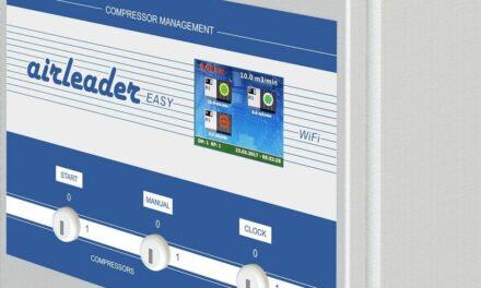 Kompressorenmanagement für kleine Druckluftstationen