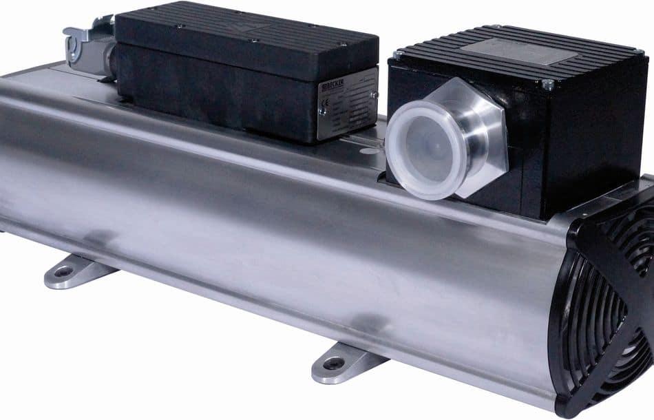 Energieeffiziente Gebläse und Vakuumpumpen