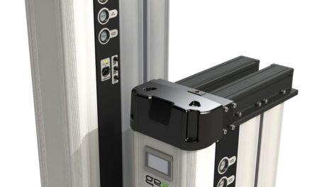 Druckluftaufbereitung gesteuert per Touch-Screen