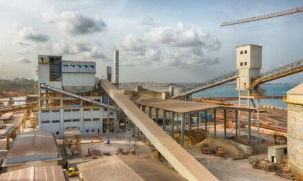 Zementindustrie baut auf Druckluft