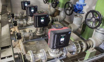 Durch Pumpenumrüstung Effizienz steigern