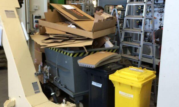 Entsorgungskosten mit Müllpressen reduzieren