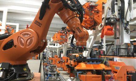 Hände für den Roboter