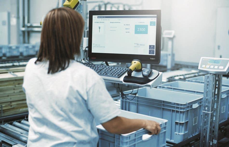 Intelligente Software-Lösungen für durchgängige Prozesse in der Smart Factory
