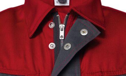 Zipper, Knopf und Co.