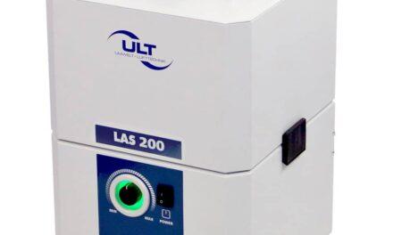 Mobile Absauganlage für Laserrauch
