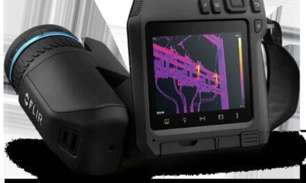 Mit Hochleistungs-Wärmebildkamera defekte Anlagenteile aufspüren
