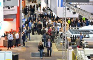 Blechexpo 2019: Kompetenz in Blechverarbeitung und Fügetechnik @ Stuttgart