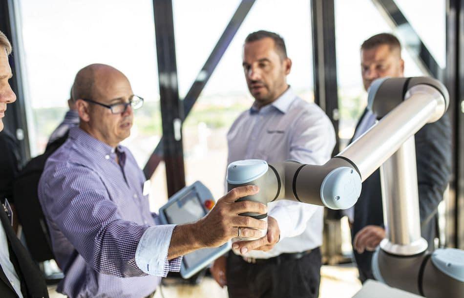 Kollaborative Robotik in all ihrer Vielfalt