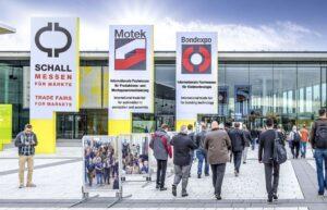 Motek/Bondexpo 2019: Arena der Zukunft @ Stuttgart