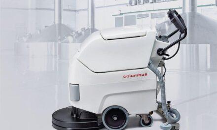 Neue Reinigungsmaschinen und der Eintritt in die digitale Welt