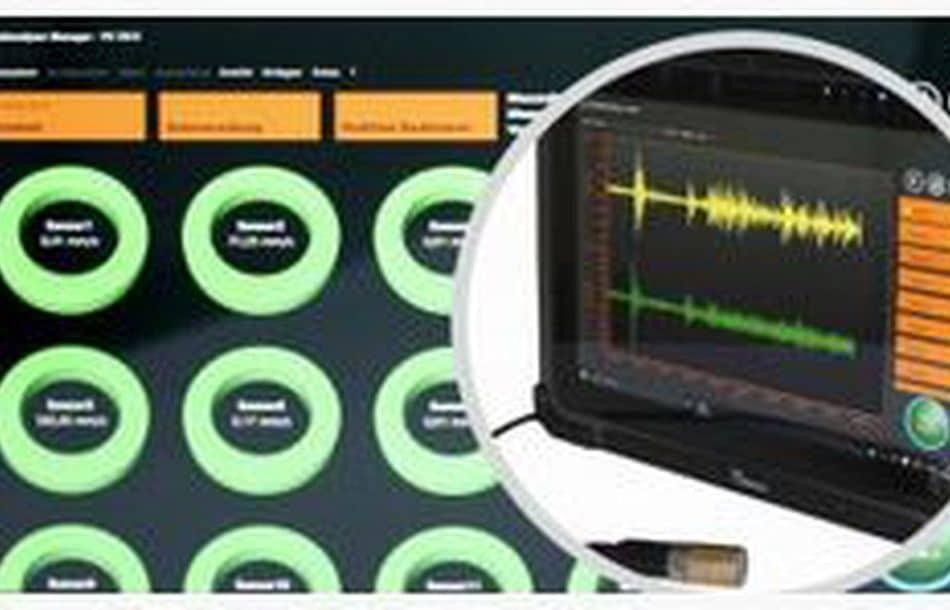 Lösungen für hocheffizientes Condition Monitoring