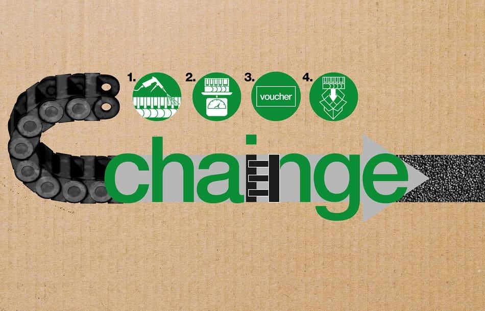 igus initiiert Recycling-Programm für Energie- und Schleppketten