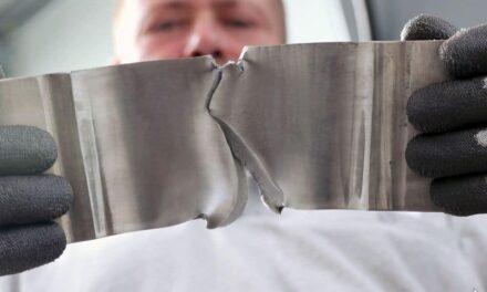 ZwickRoell liefert eines der größten Fallwerke der Welt nach Essen