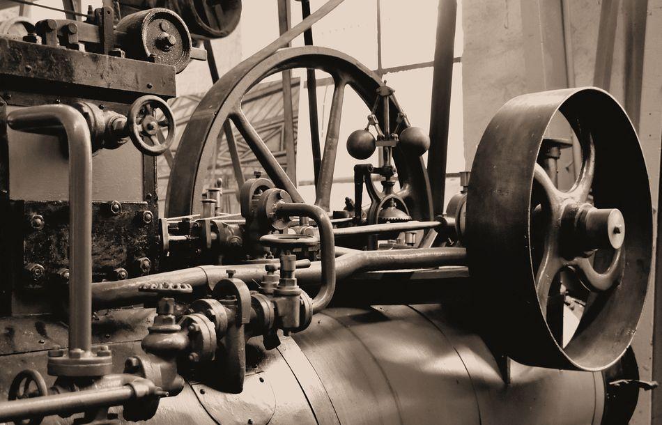 Hilfe, mein Maschinenpark altert!