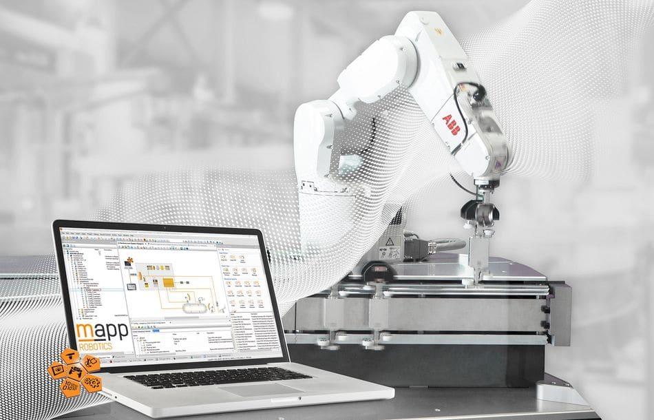 ABB und B&R bringen vollständig integrierte Lösung für maschinen-zentrierte Robotik auf den Markt