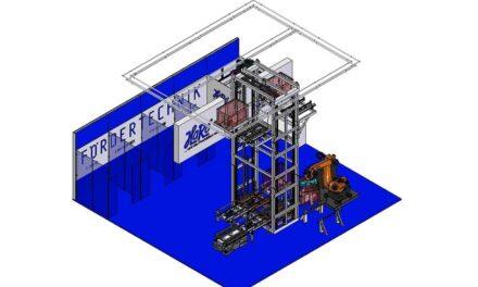 Automatisierungslösungen für die Fördertechnik