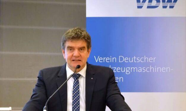 Deutsche Werkzeugmaschinenindustrie steht 2020 vor großen Herausforderungen