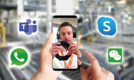 Digital verbunden, persönlich beraten