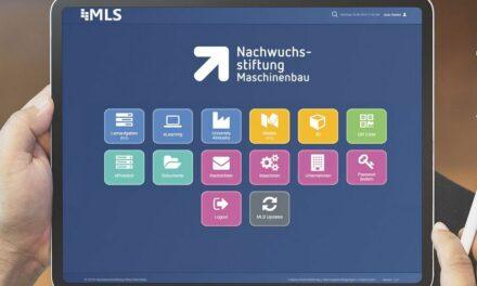 Berufsausbildung trotz Coronakrise – digitale Lernplattform für Azubis aus dem Maschinen- und Anlagenbau